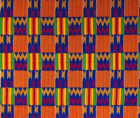 Kente Pattern Meaning | kente cloth