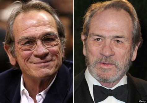 tommy lee jones beard study shows men with beards can look up to 8 years older