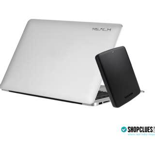 buy reach rcn 025a i5 5thgen 8gb ram 240gb ssd dos silver laptop 1tb toshiba