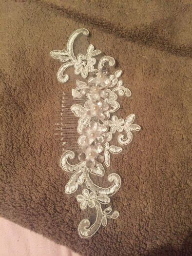 Wedding Hair Accessories Limerick by Lace Bridal Hair Comb For Sale In Caherdavin Limerick