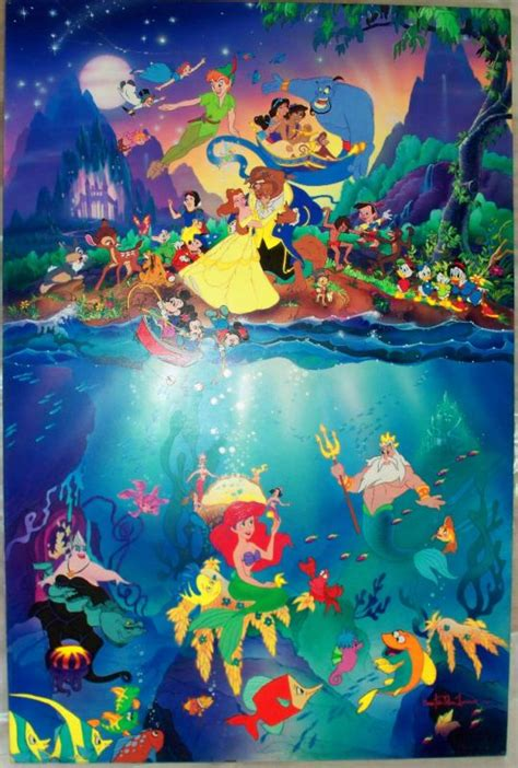 Little Mermaid Wall Mural beauty and the beast iphone wallpaper free download 9837