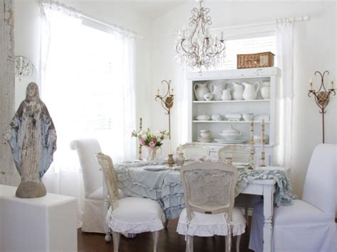cuisine 駲uip馥 ouverte sur s駛our 20 stunning shabby chic dining room design ideas