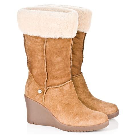 ugg ugg 174 joslyn womens wedge boot ugg from daniel