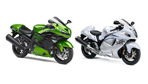 Suzuki Hayabusa Vs Kawasaki Zx 14r Vs Hayabusa Autos Post
