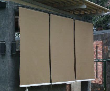 Tirai Plastik Outdoor outdoor roller blinds design gorden gorden minimalis