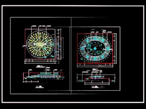 Floor Plan With Electrical Symbols autocad block ceiling design and detail plans 2 youtube
