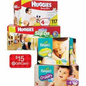 Combine Target Gift Cards - diaper stockpiling tips rock bottom prices tips for a new mom