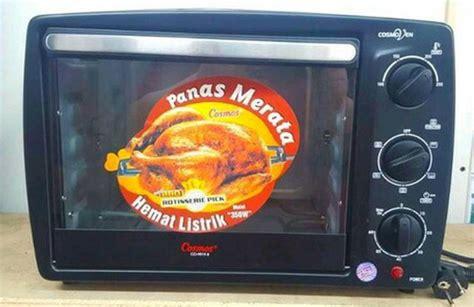 Harga Oven Merk Cosmos inilah informasi tentang merk dan harga oven listrik