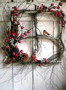 window wreaths berry window wreath wreaths