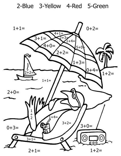 math number coloring pages free printable math coloring pages for kids best