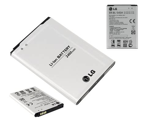 Baterai Lg 54sh 54 Sh Batere Battery Original 100 original lg akku bl 54sh accu batterie battery f 252 r lg g3s d722 lg l90 d405 ebay