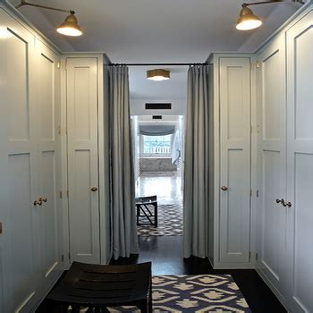 Walk Thru Closet by Gray Closet Cabinets Design Decor Photos Pictures Ideas Inspiration Paint Colors And Remodel