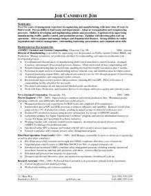 resume exles objective sales revenue equation cost quality control inspector resume