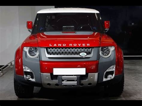 All New Land Rover Defender 2018 by 2018 The All New Land Rover Defender Usa