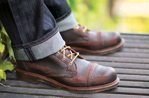 mens boots to wear with top five mens shoes to wear with allen edmonds