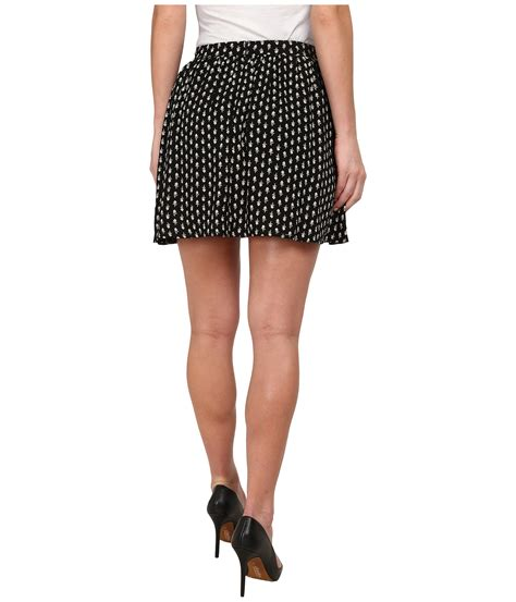 Flirty Skirts by Lucky Brand Woodst Flirty Skirt Zappos Free