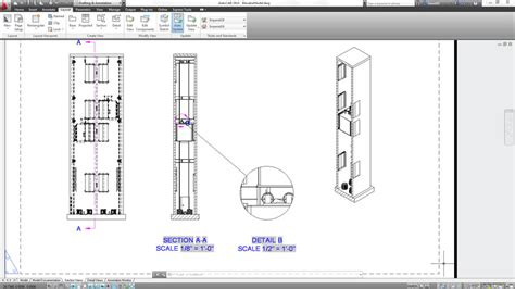 autocad section drawing autocad 2013 jtb world