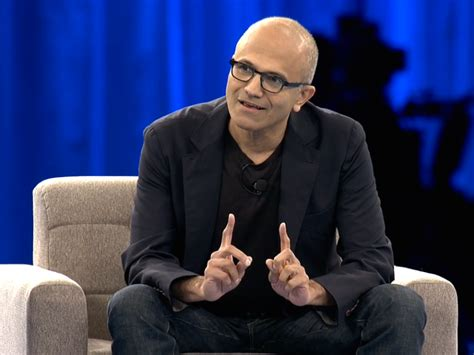 microsoft ceo satya nadella the is the new app