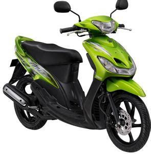 Striping Mio Sporty 2009 Biru jual striping motor yamaha mio sporty standar 2009 jual striping motor