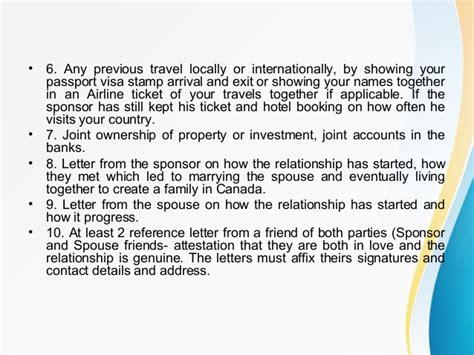 Transfer Letter On Spouse Ground In Banks spouse or partner sponsorship in canada