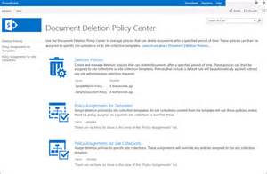 How To Write A Policy Document Template by Create A Document Deletion Policy