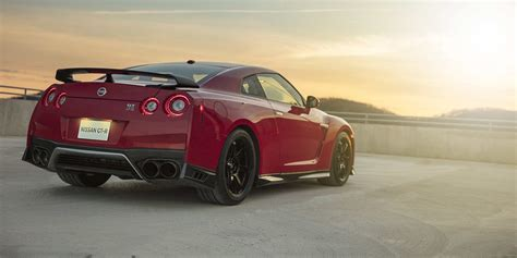 gtr nissan 2018 2018 nissan gt r track edition and copzilla revealed for