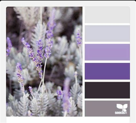 purple and grey color palette for the guest room click purple grey white color scheme custom wrap pinterest