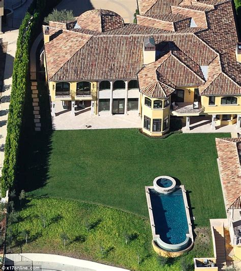 kim kardashian house renovation renovations are well underway at kim kardashian and kanye west s 11 million bel air