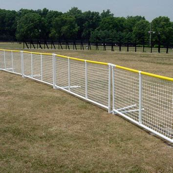 portable vinyl fence fences