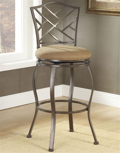 Upholstery Md 24 Quot Counter Height Hanover Swivel Stool