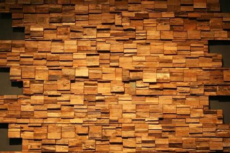 Wood Wall Cladding Design