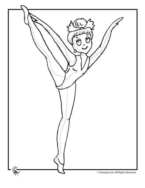 cute ballerina coloring pages cute ballerina coloring page woo jr kids activities
