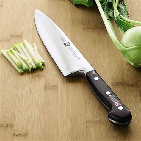 most important kitchen knives how to choose a chef s knife for your food truck kitchen