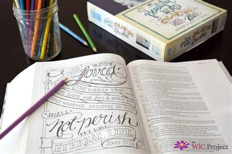 coloring bible gifts  women niv beautiful word