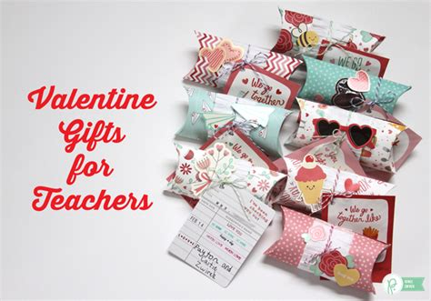 valentines gifts for teachers gifts for teachers pebbles inc