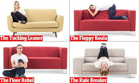 positions on a couch home daily mail online