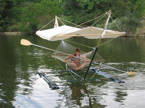 Small Desk Flags Strange Tent Covered Floating Hammock Kayak Canoe