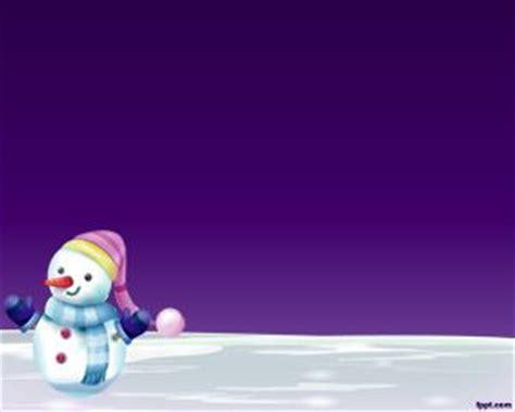 free snowman powerpoint templates free powerpoint templates