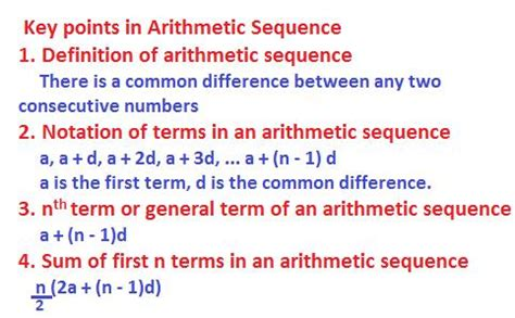 what does general pattern in math mean geometric sequence exle exle 7 ppt section 5 7