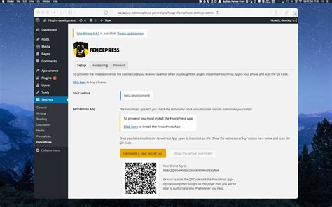 fencepress security software for mac pc
