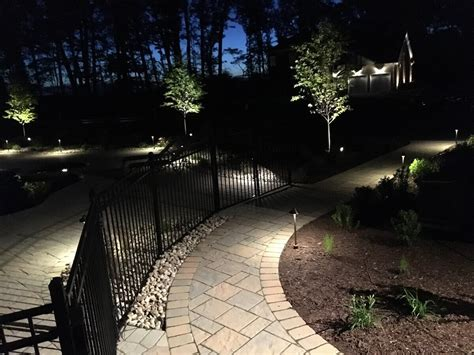 Landscape Lighting Contractor Landscape Lighting Cromwell Ct 187 Pinewood Landscaping