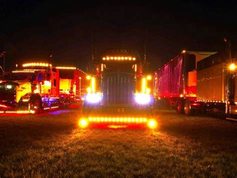 chicken lights and chrome chicken lights and chrome hell yes big rigs