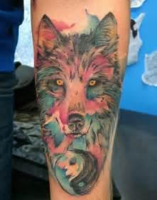 wolf tattoo color ideas yo tattoo