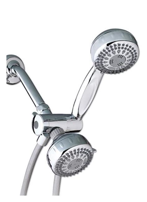 held shower heads powerspray dual shower with held trs 523 553