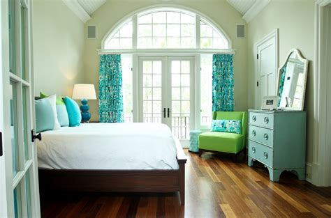 blue green bedroom get your color on turquoise aqua the diy homegirl