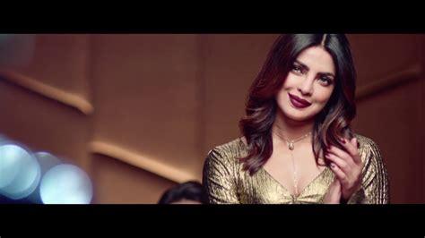 priyanka chopra latest english song priyanka chopra rajnigandha silver pearls tv ad english