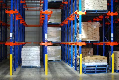drive in pallet racking installation maintenance
