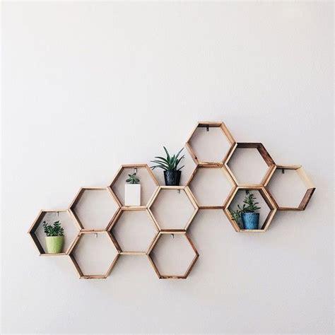 hexagon bookshelves 25 best ideas about honeycomb shelves on hexagon shelves cool shelves and boys