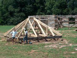 Timber Frame Hip Roof Sell Associates Inc Custom Cut Lumber For Homes