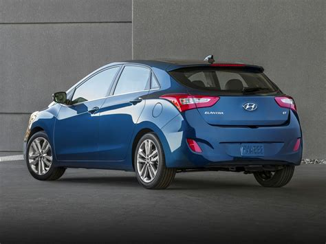 hyundai hatchback new 2017 hyundai elantra gt price photos reviews